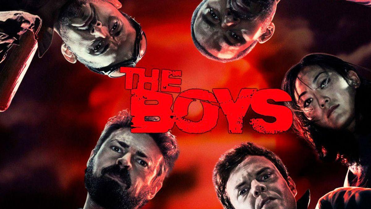 Llega 'The Boys': superhéroes malvados, sexo y violencia extrema en lo nuevo de Amazon