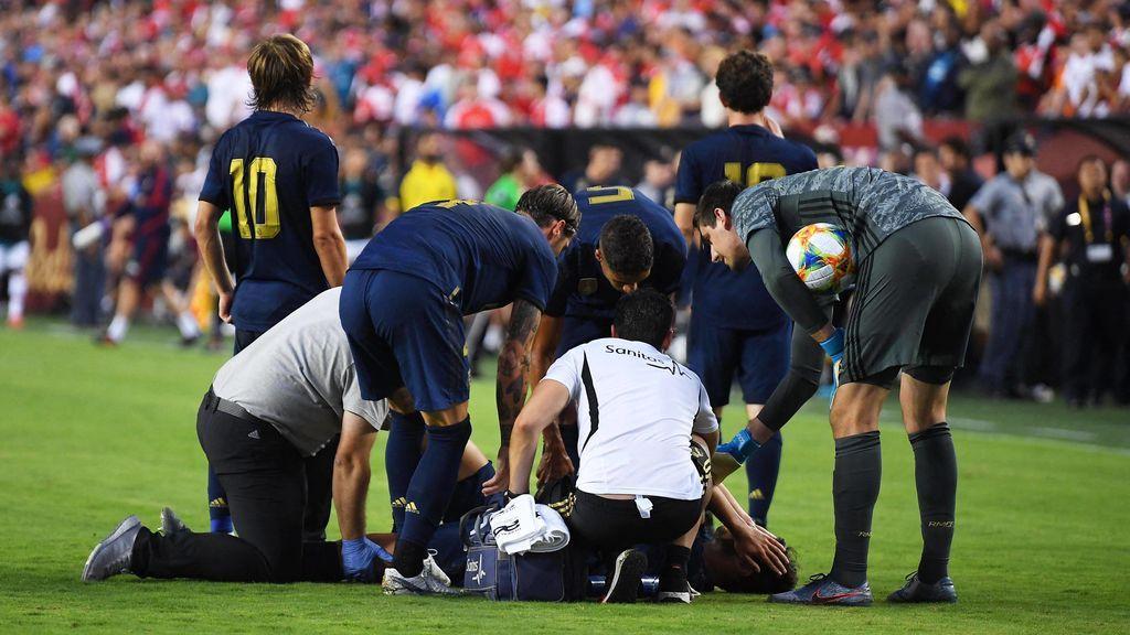 """""""Están siendo días muy duros"""", Marco Asensio habla por primera vez tras romperse el ligamento cruzado"""