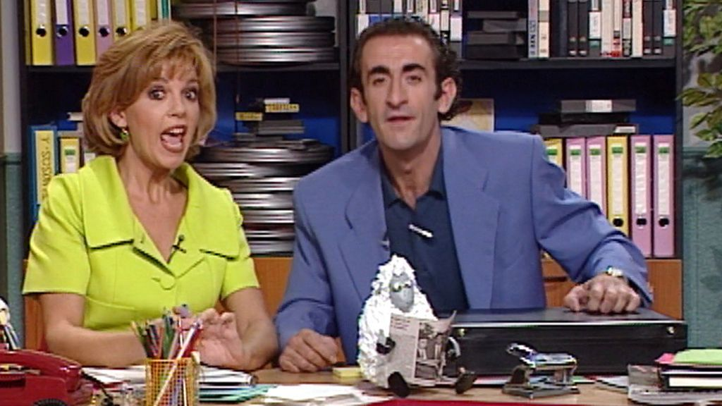 Los primeros minutos de '¡Qué me dices!' en Telecinco