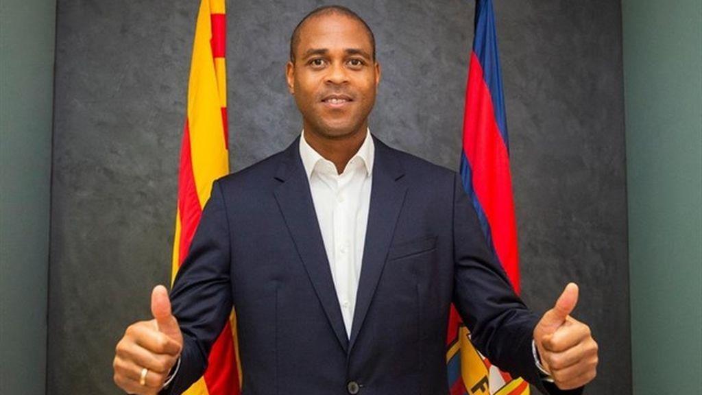 El Barça nombra a Patrick Kluivert nuevo director del fútbol formativo