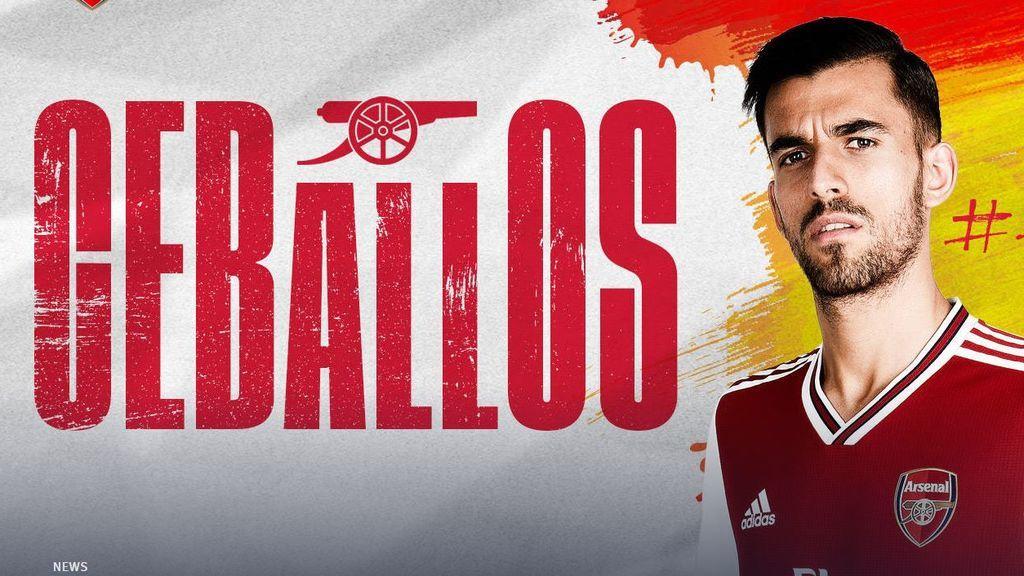 El Real Madrid hace oficial la cesión de Dani Ceballos al Arsenal por una temporada