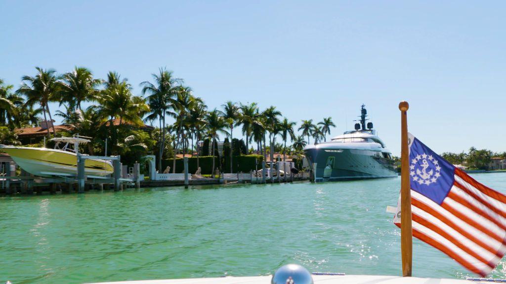 'Viajeros Cuatro' descubre los mejores rincones de Miami junto a Bertín Osborne, Soraya Arnelas, Colate y Camila Guiribitey