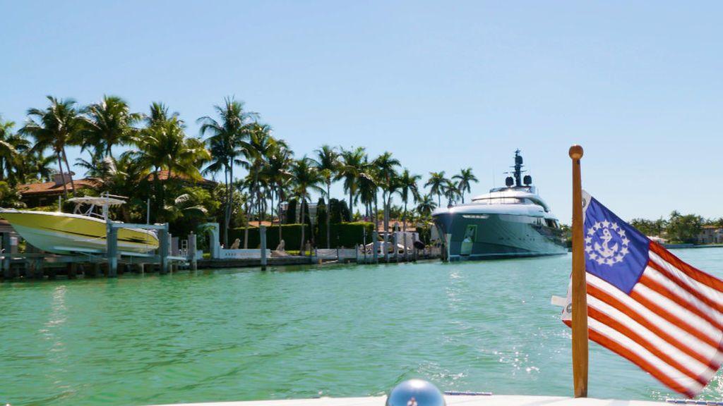 'Viajeros Cuatro' descubre los mejores rincones de Miami junto a unos guías de lujo