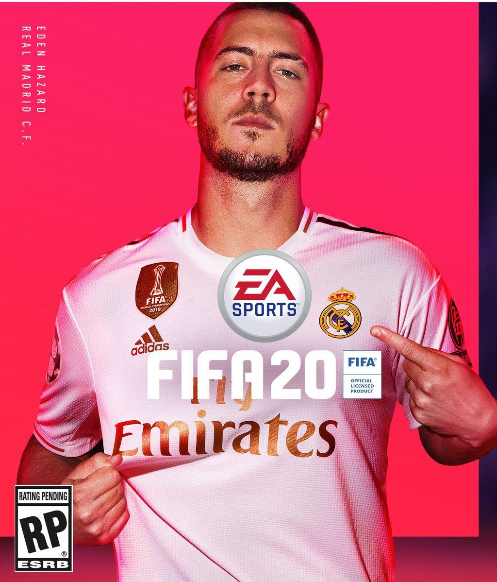 FIFA20HAZARDps4PFT2Dfront