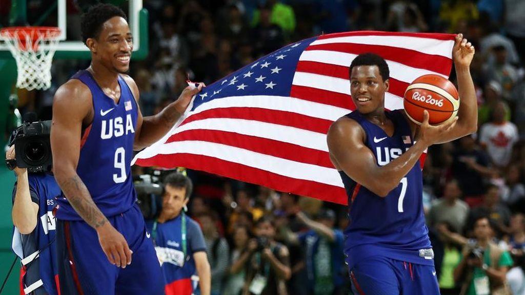 Estados Unidos publica una nueva lista tras las diez ausencias aseguradas para la Copa del Mundo FIBA