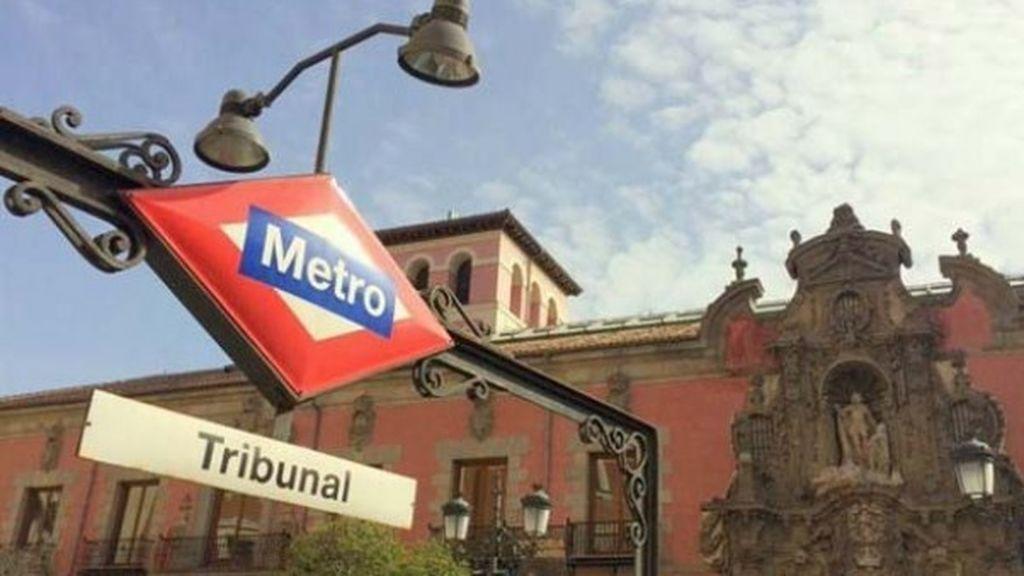 Metro de Tribunal