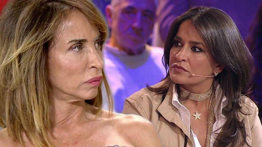 """Aída Nízar carga duramente contra María Patiño por un vídeo de 'Socialité': """"Eres envidiosa"""""""