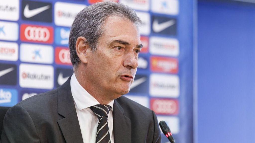 El Barcelona rescinde a Pep Segura de su cargo como manager deportivo