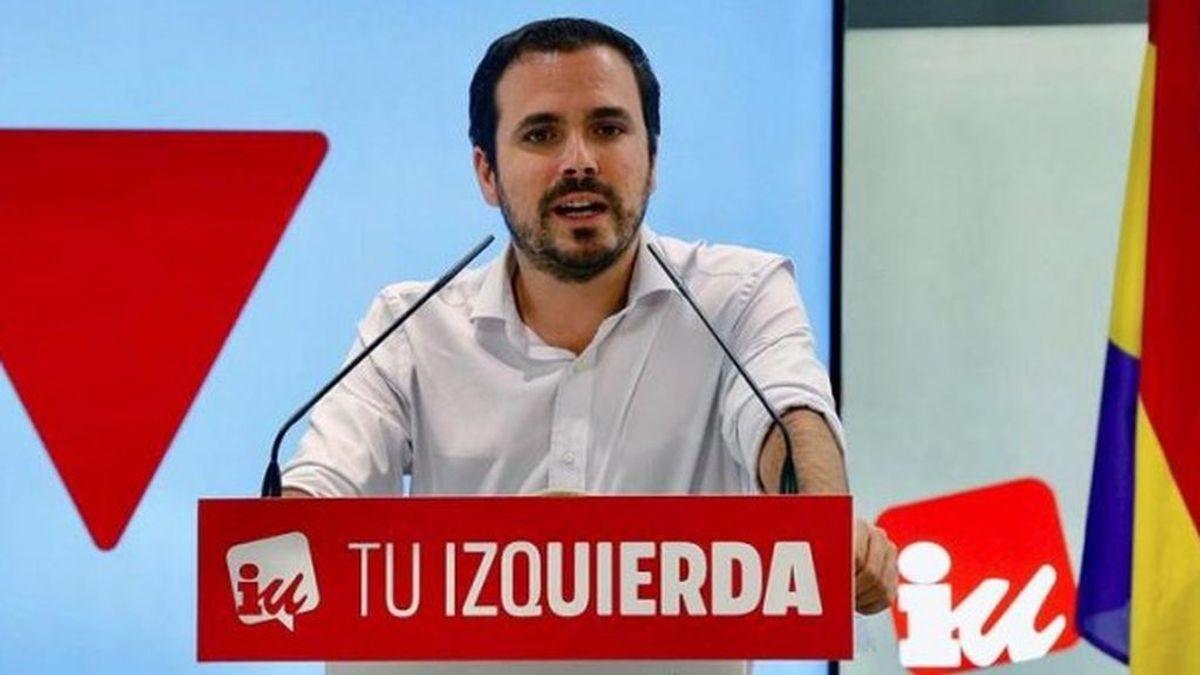 Izquierda Unida se distancia de Podemos: aceptaría un gobierno con el PSOE sin coalición