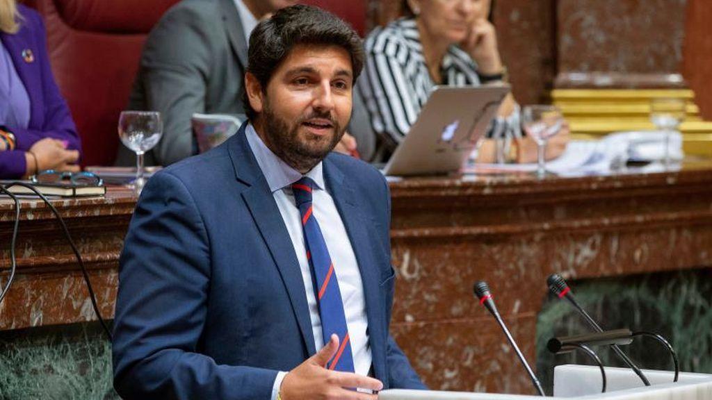 PP, C's y Vox sellan su alianza en Murcia y aprueban, a la segunda, la investidura de López Miras