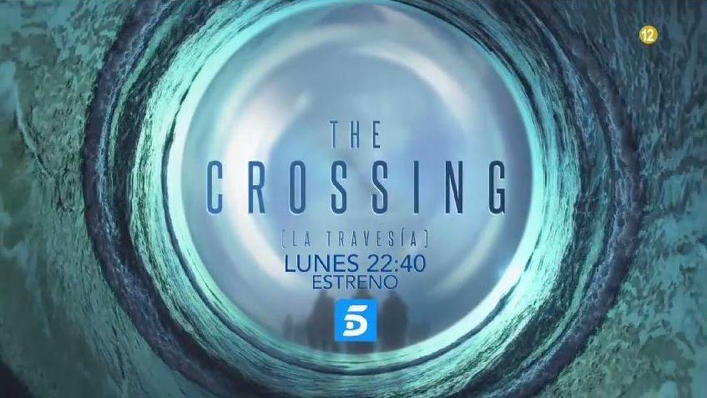 Misterio y ciencia ficción en el estreno de 'The crossing (La travesía)' en Telecinco