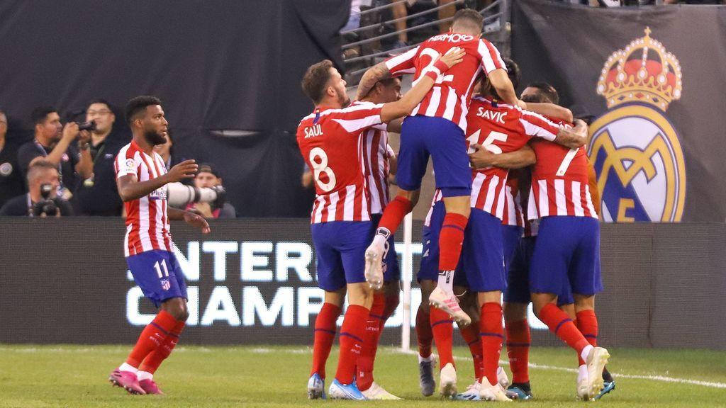 Diego Costa y Joao Félix acaban con el Real Madrid en el derbi de Estados Unidos