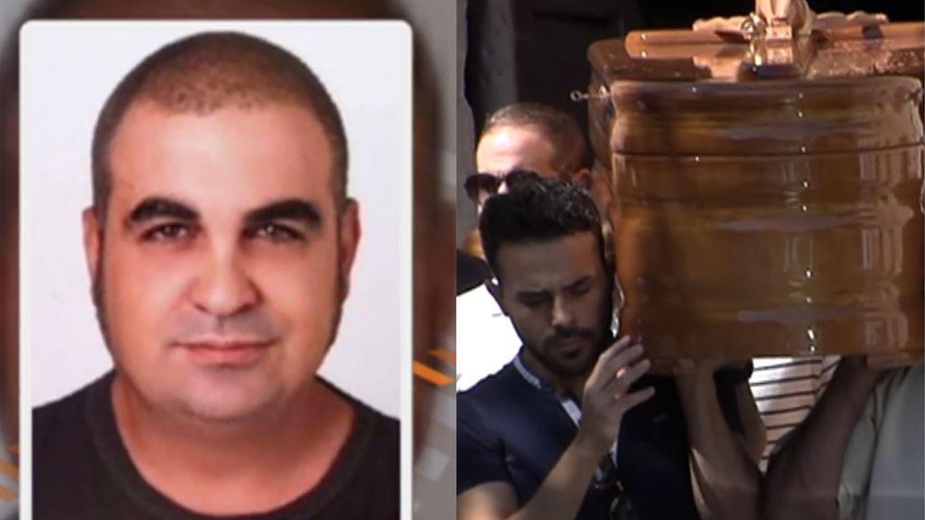 Multitudinario adiós a Cristian, el pequeño de 11 años presuntamente asesinado a manos de su padre en Beniel