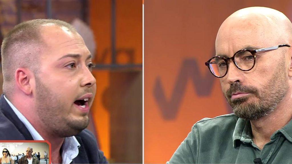 Enfrentamiento entre Diego y José Antonio