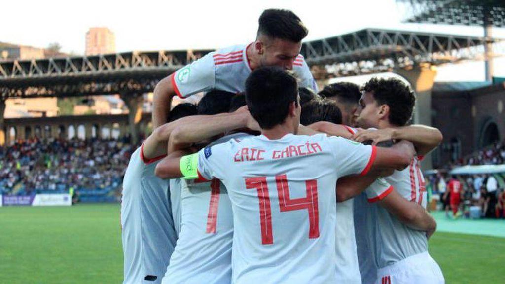España Sub19 vuelve a ser Campeona de Europa: La generación del 2000 entra en la historia del fútbol mundial