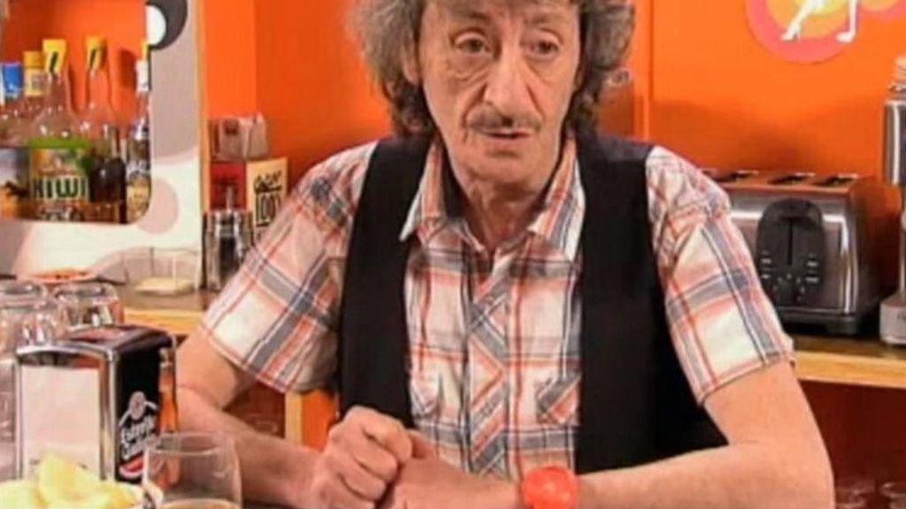 Muere a los 68 años Eduardo Gómez, actor de 'La que se avecina'