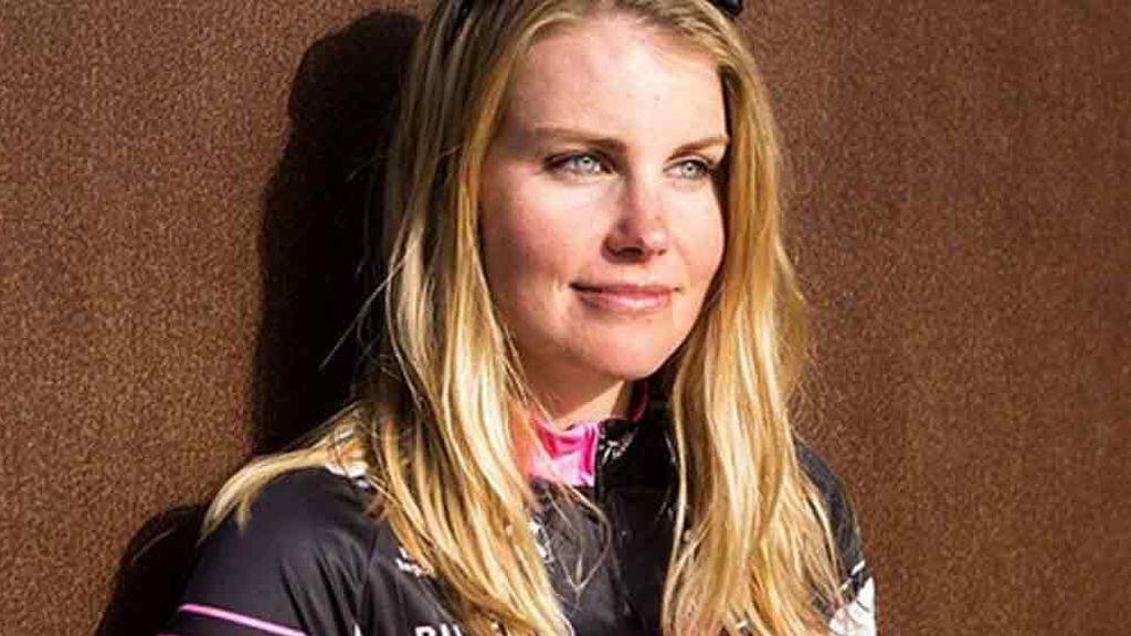 """""""Fue como una película de terror"""": una ciclista profesional es atropellada y raptada por un hombre"""