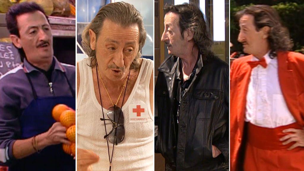 Los papeles que Eduardo Gómez interpretó en Telecinco