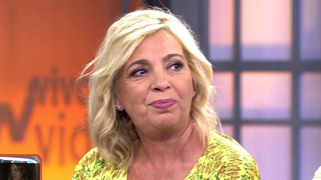 Carmen Borrego aclara si María Teresa Campos y Edmundo Arrocet siguen juntos