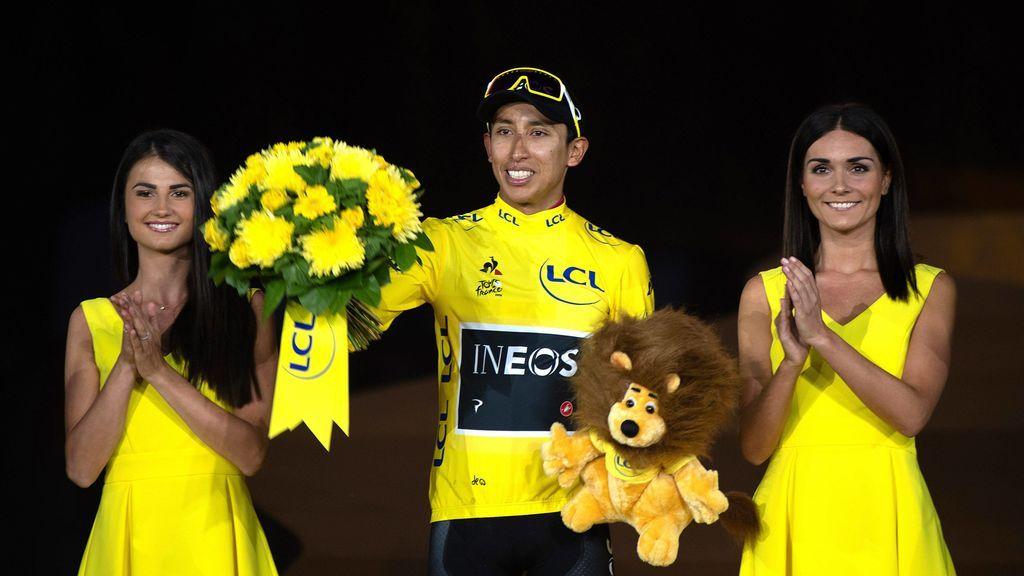 La historia de superación de Egan Bernal: de pedir dinero para poder ir a las Vueltas a ganar el Tour de Francia 2019