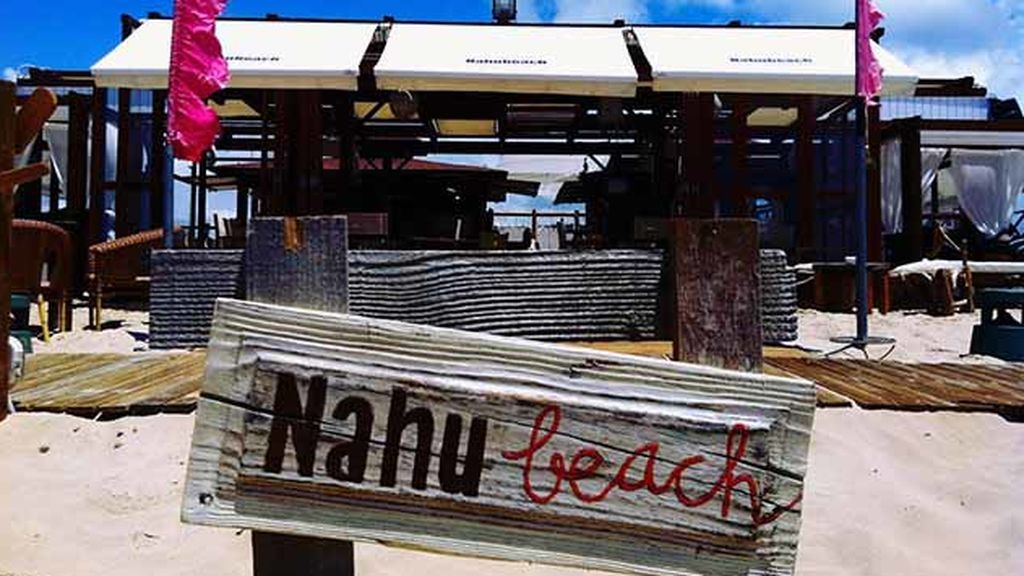 Nahu-Beach