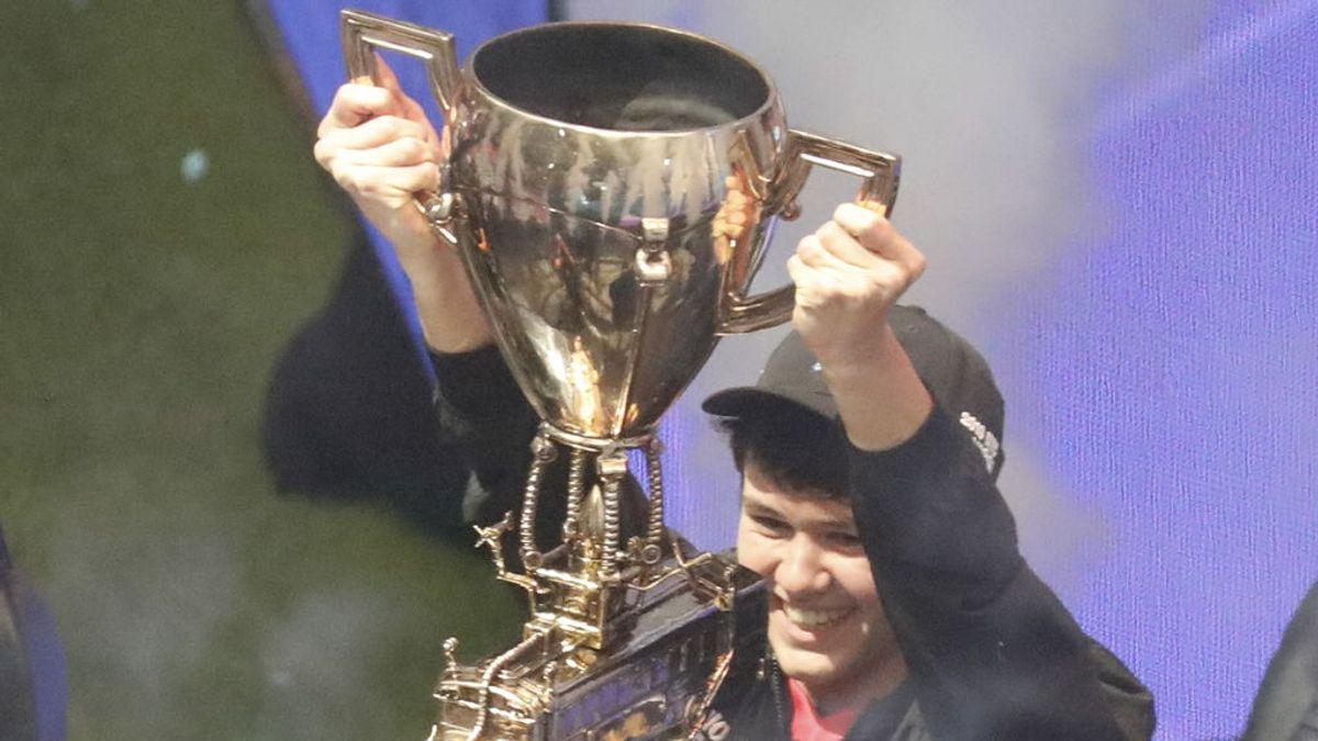 Bugha, campeón de Fortnite y millonario, con tan solo 16 años