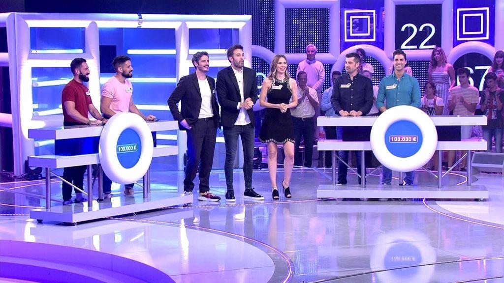 Vanesa Romero y Antonio Pagudo, padrinos VIP del próximo especial de 'El Concurso del Año'