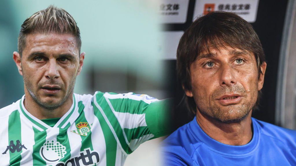 """Las redes alucinan con el asombro parecido entre Antonio Conte y Joaquín: """"Parece él pero cabreado"""""""