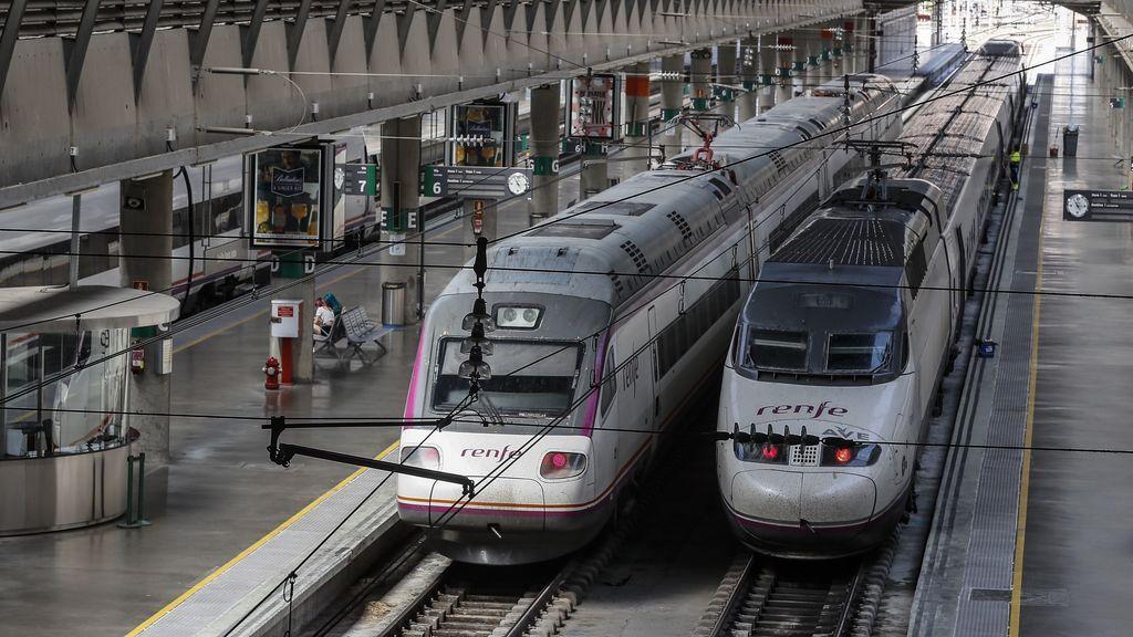Renfe cancela más de 700 trenes del próximo miércoles por los paros de los trabajadores