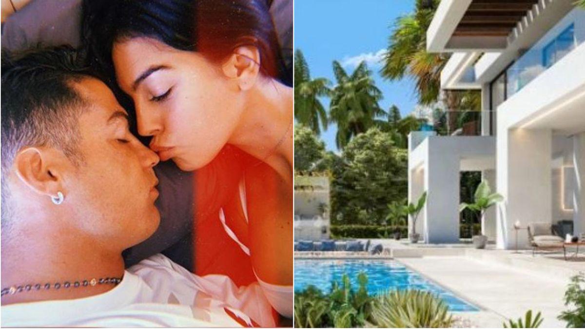 El último lujoso capricho de Cristiano Ronaldo: una mansión en Marbella de 1.5 millones de euros con 'infinity pool' y sala de cine