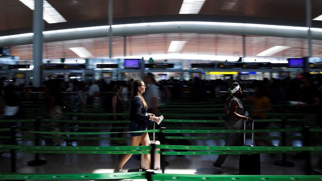 Huelga en el Aeropuerto de El Prat: cancelan 135 vuelos el fin de semana