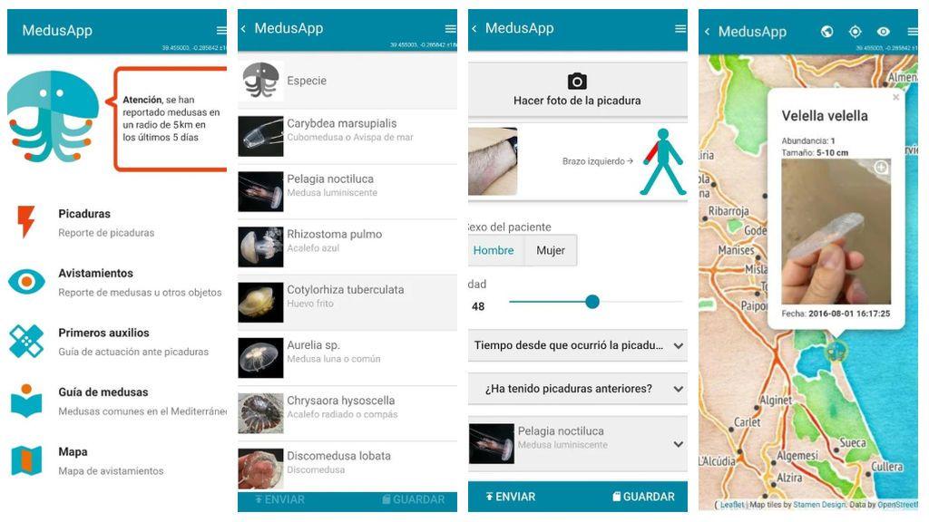 Medusa App