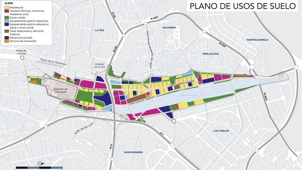 20190730 SOC PLANO MADRID NUEVO NORTE