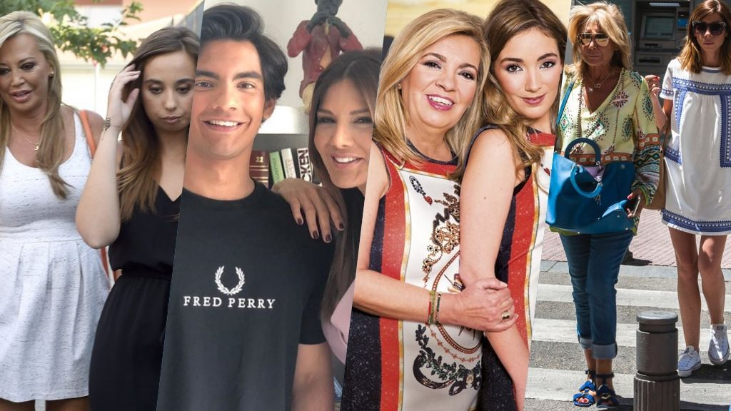Pixelados tras los 18: Hijos de famosos que reniegan de la fama