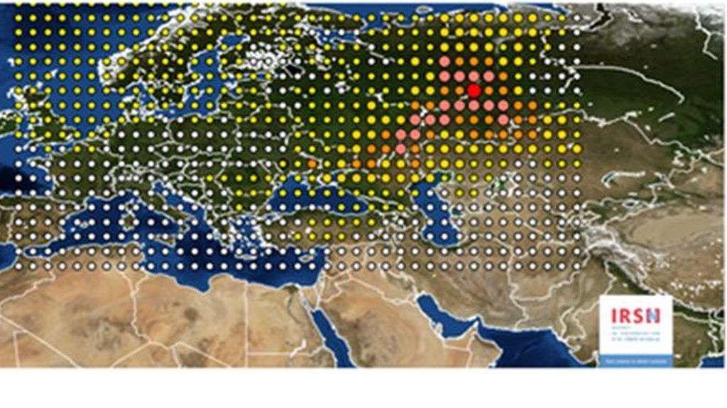 Revelan el origen de la misteriosa nube radioactiva que recorrió Europa en 2017