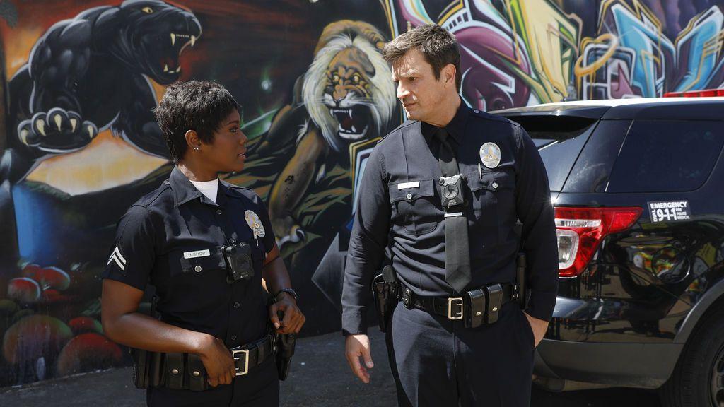 Los policías novatos demostrarán sus habilidades de investigación, en el próximo episodio de 'The Rookie'