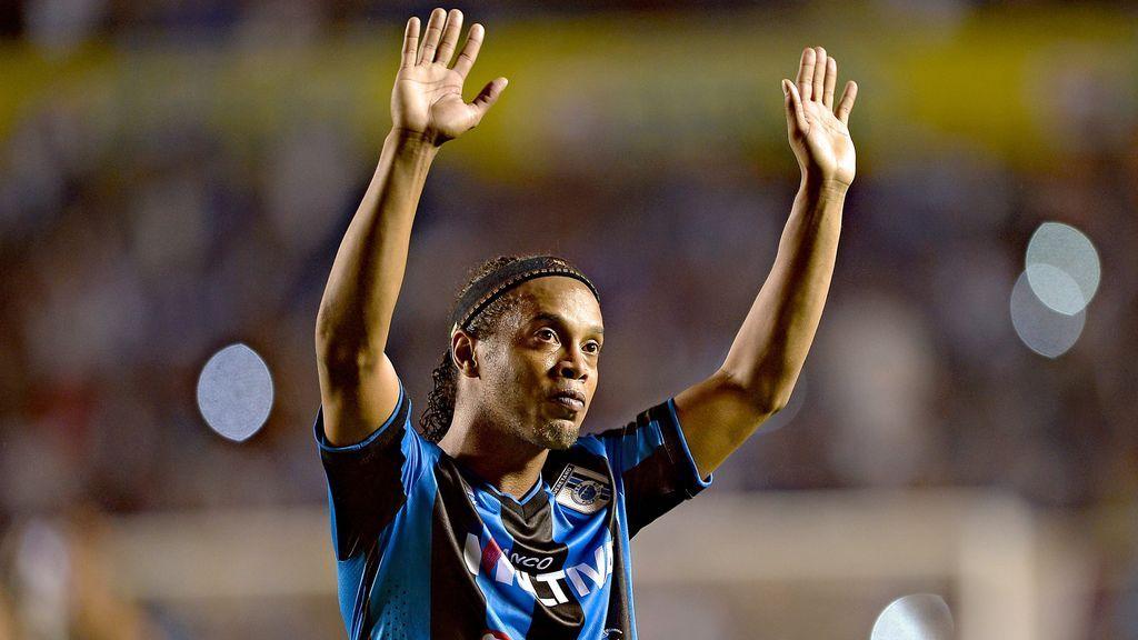 Ronaldinho se enfrenta a un problema con la justicia tras no pagar más de 1.8 millones de euros en impuestos a favor del medio ambiente