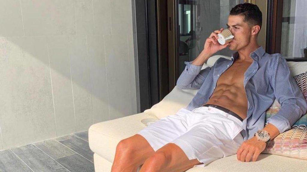 El dineral que se lleva Cristiano Ronaldo por cada foto que sube a Instagram