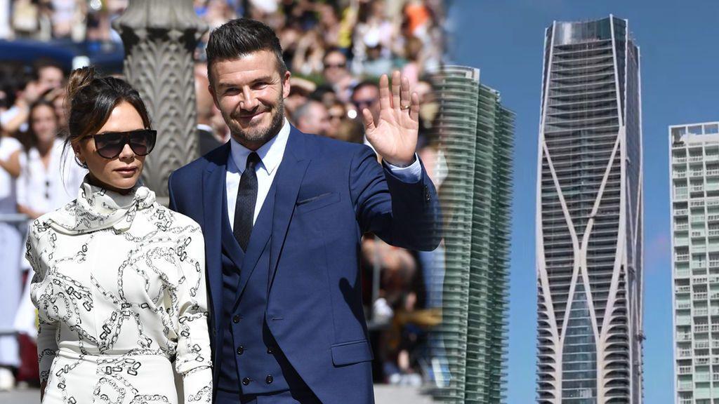 David y Victoria Beckham podrían vivir en el apartamento más caro del mundo en Miami