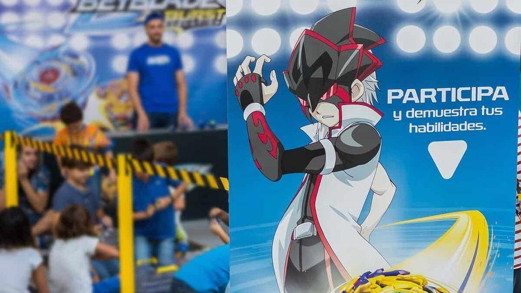 Tenemos el mejor plan para después del verano: ¡disfruta con el campeonato Beyblade!