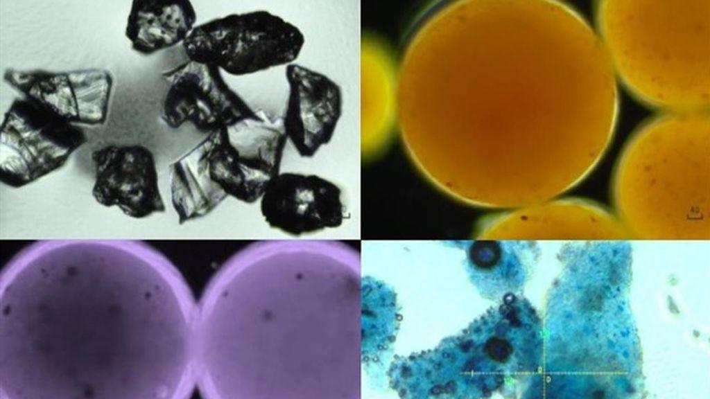 Imanes con base de carbono para limpiar la contaminación de microplásticos en mares y ríos