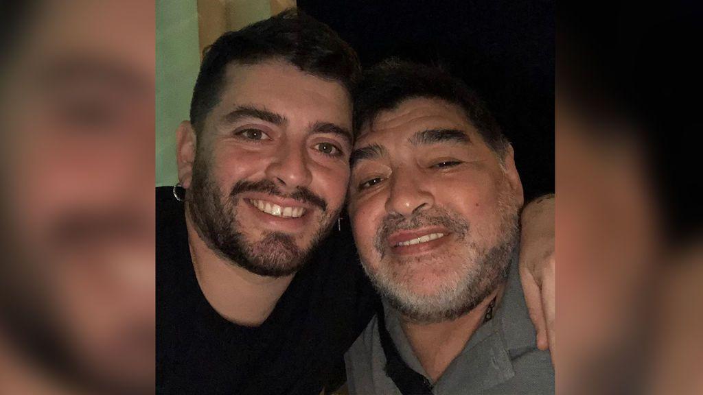 El hijo de Maradona, candidato a entrar en el Gran Hermano VIP italiano