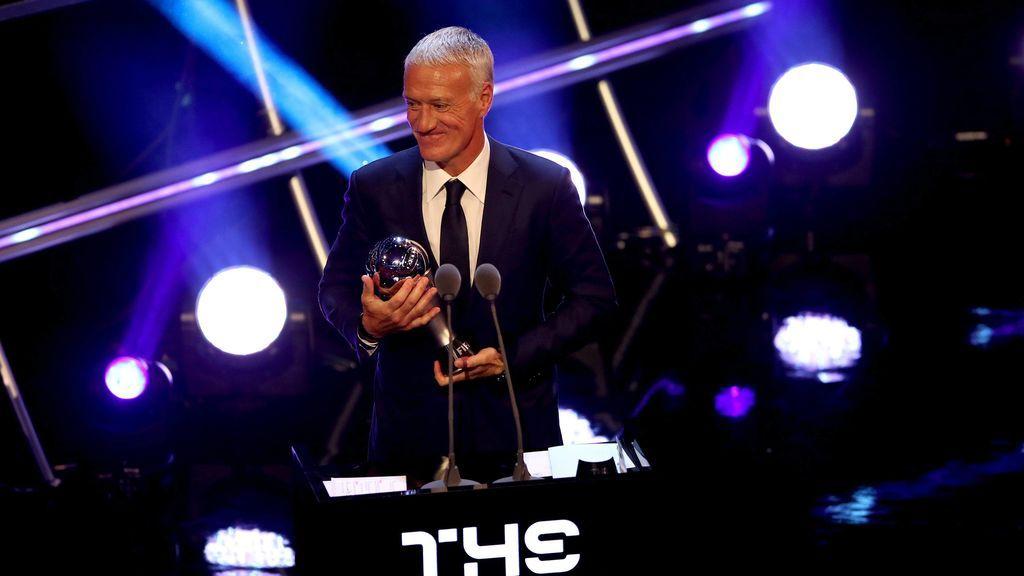 Los nominados al mejor entrenador de los premios 'The Best'