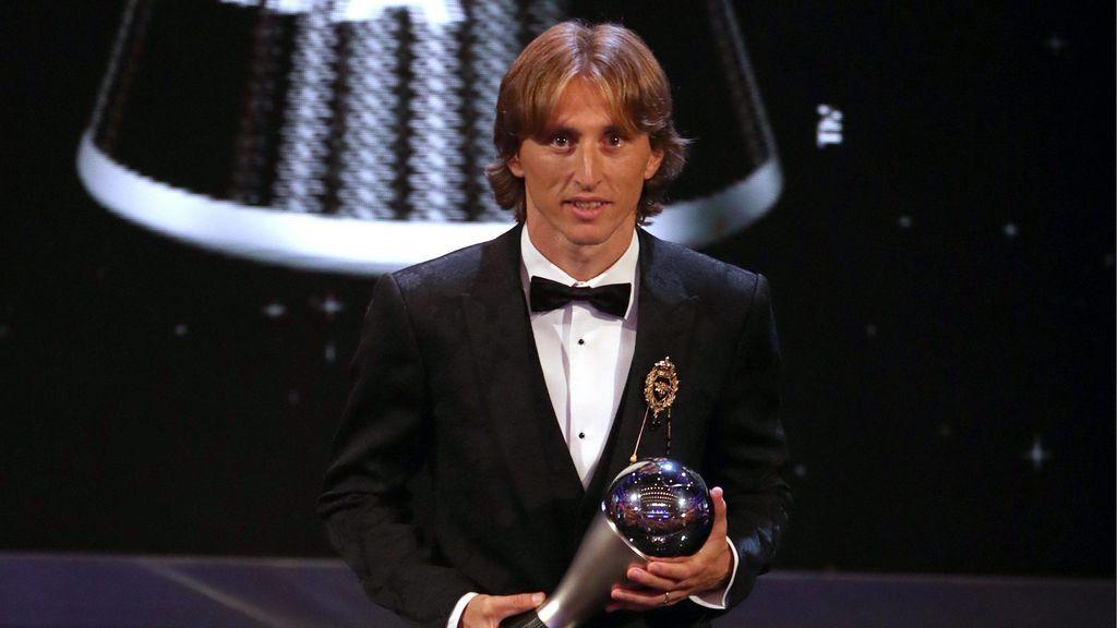 Los nominados al mejor jugador de los premios 'The Best'