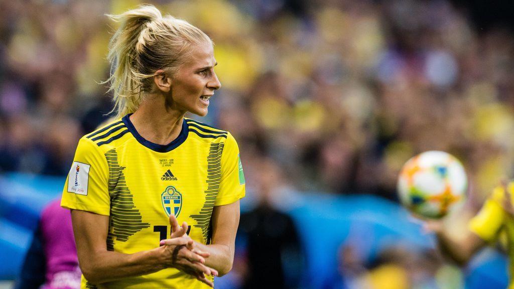 La delantera sueca Sofia Jakobsson ficha por el CD Tacón