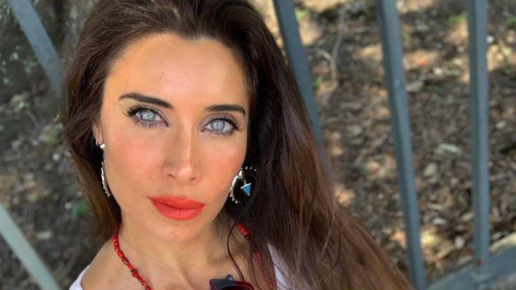 """Pilar Rubio, criticada por comerse una hamburguesa con una lámina de oro: """"A probarla"""""""