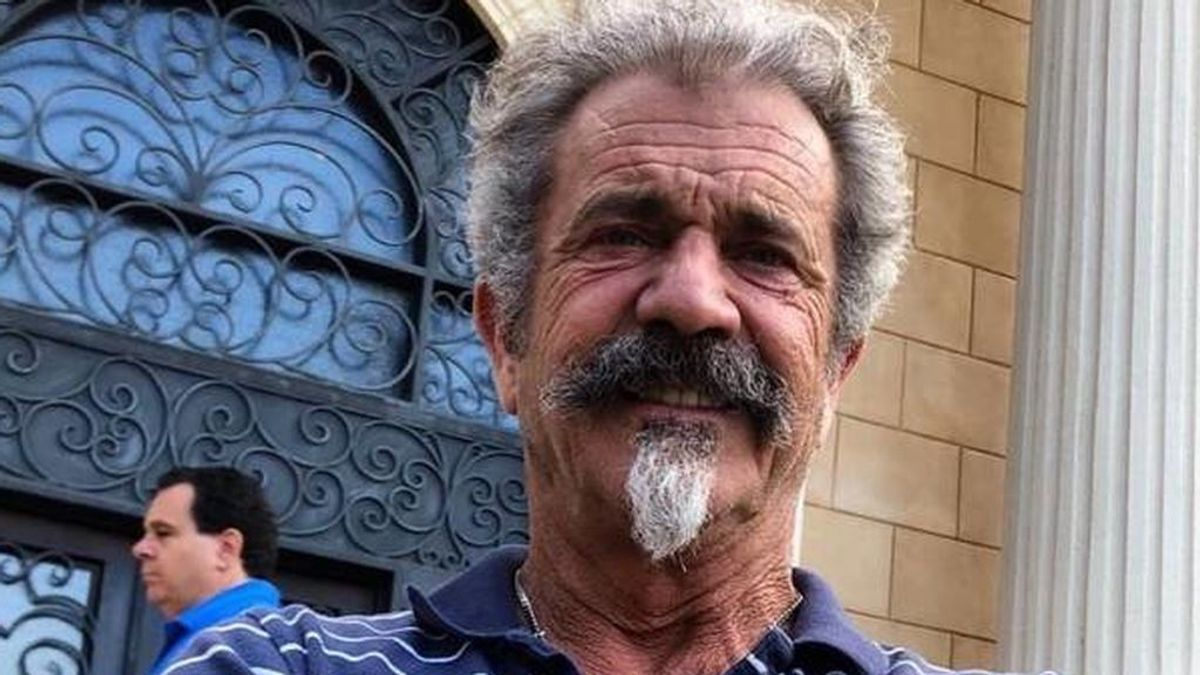 El actor Mel Gibson, de visita en la Catedral de Burgos