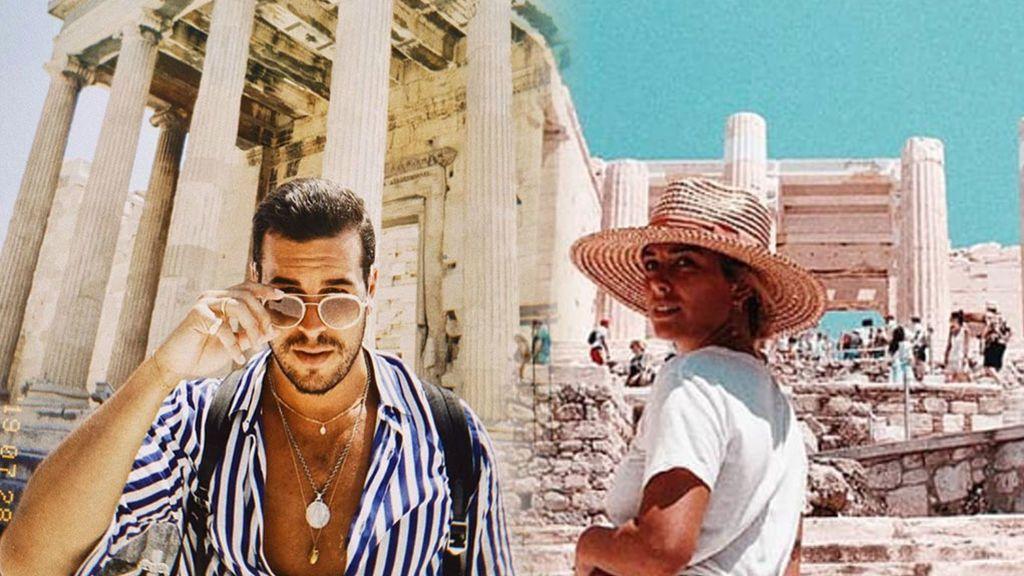 El imprevisto de Blanca Suárez en su viaje en Atenas con Mario Casas