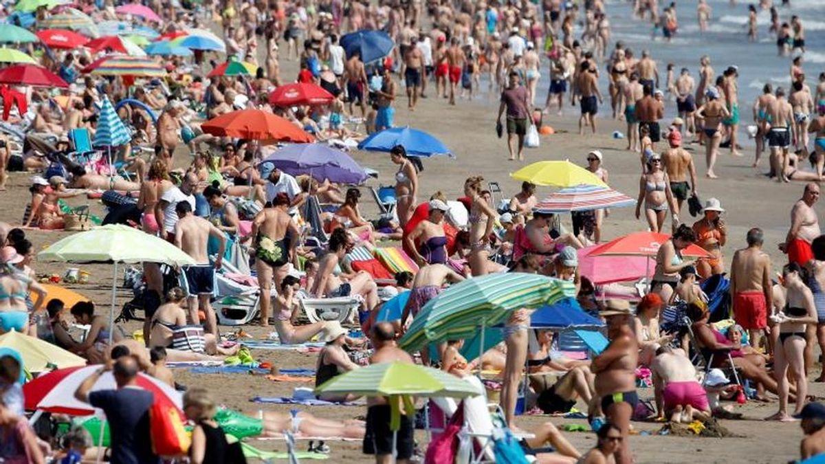 El turismo extranjero en España: sigue la buena racha con 38 millones de visitas en el primer semestre, un 3,7 % más