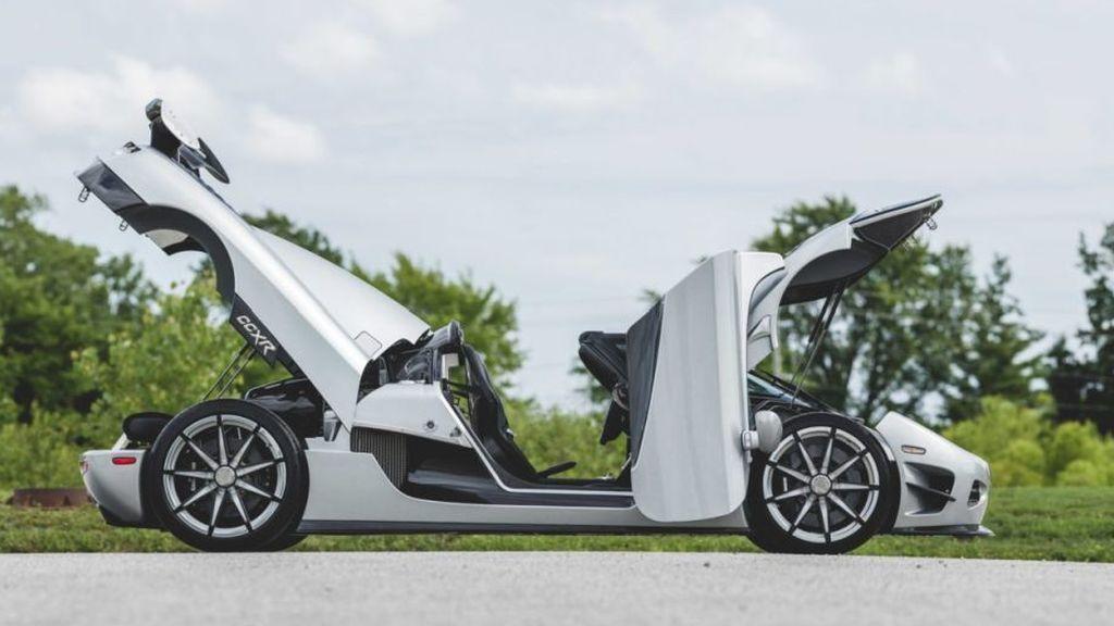 Koenigsegg CCXR Trevista